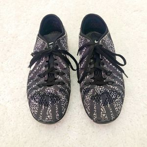 Nike Womens Free 5.0 TR Fit 5 Running Shoes Animal